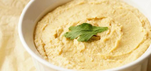 Hummus Greek Chickpea Dip Recipe
