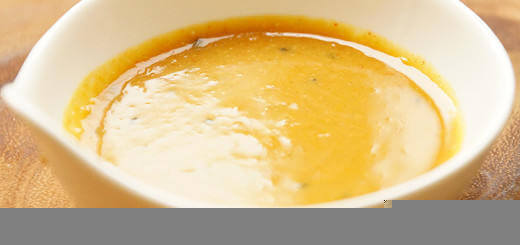 Miso Garlic Ginger Dipping Sauce Recipe