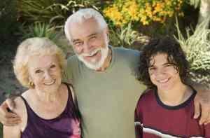 Grandparents teen fixed