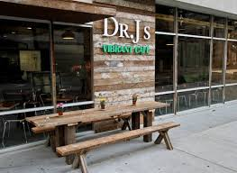- Dr.J's Vibrant Cafe is one of the Best Cafes Ever