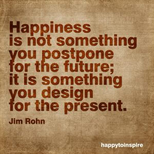 - How to find Happiness in the Present
