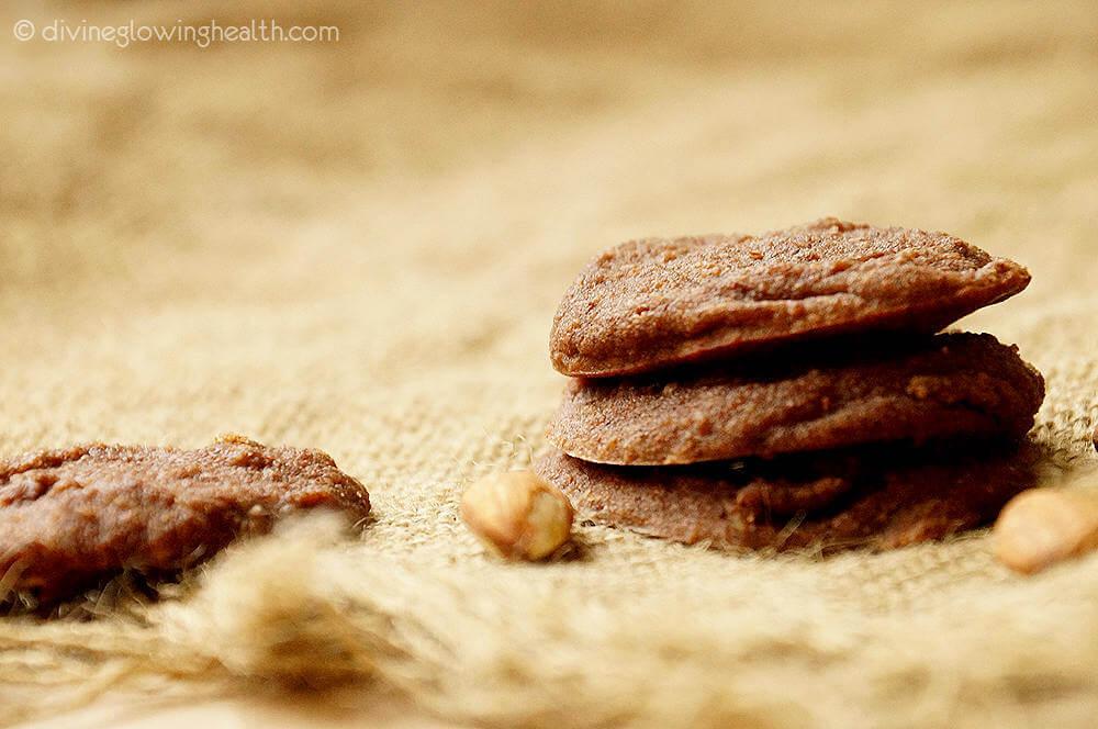 - Banana Almond Cookies