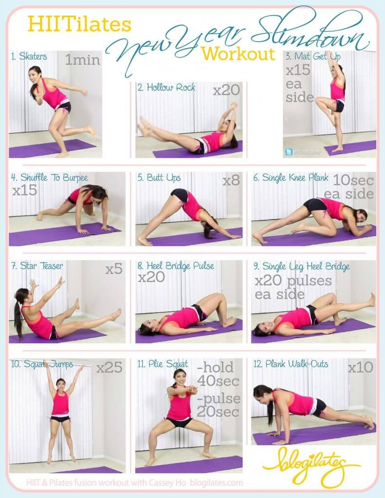 - Include 5 minutes of HIIT (High-intensity interval training) Exercises Daily