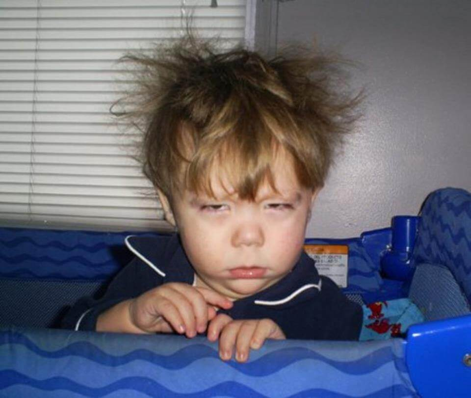 - Four Stages of Tiredness and Wakefulness