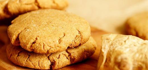 Healthy_Vegan_Ginger_Molasses_Cookies