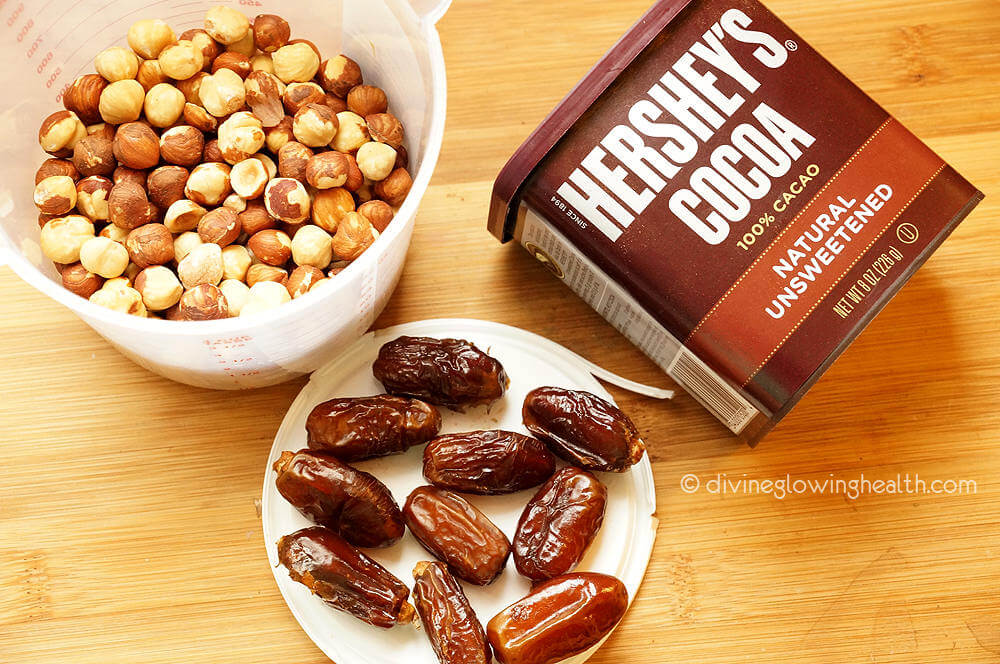 - Healthy Hazelnut Chocolate Spread (Nutella)