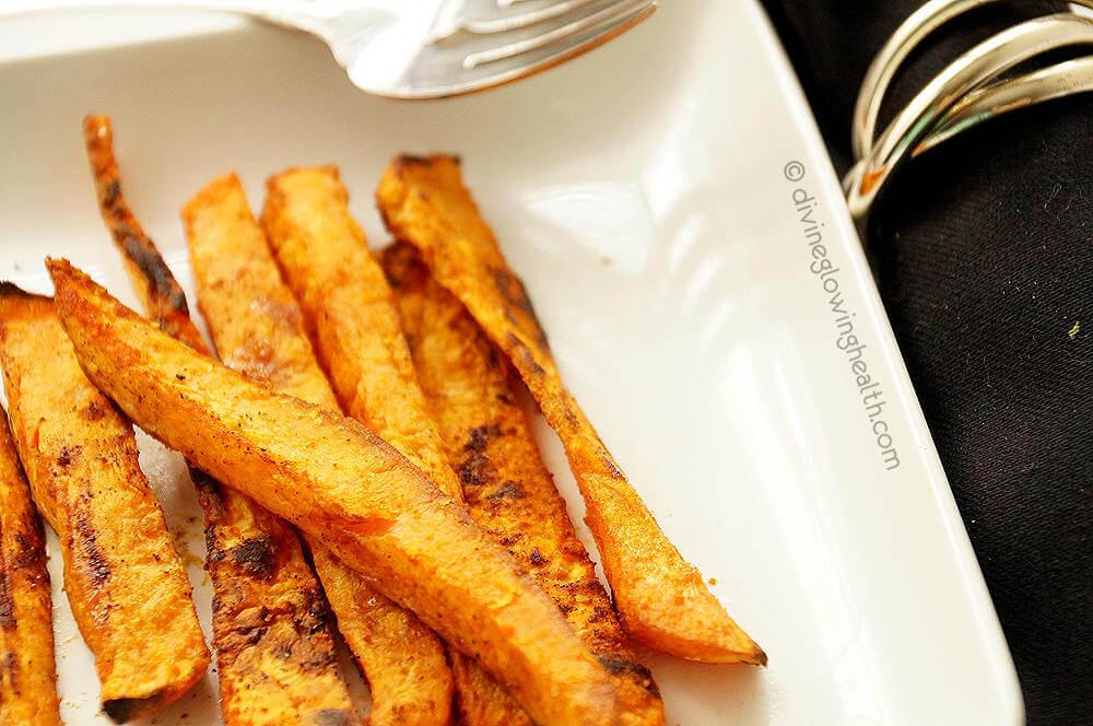 - Sweet Potato Fries