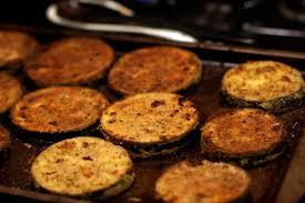 - Eggplant Chips